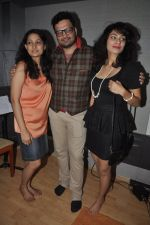 Manisha Kelkar at song recording in Mahada on 19th July 2014 (15)_53cc06bc4a940.JPG