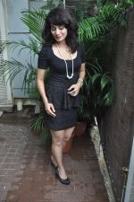 Manisha Kelkar at song recording in Mahada on 19th July 2014 (20)_53cc06c5cbedf.JPG