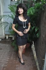 Manisha Kelkar at song recording in Mahada on 19th July 2014 (23)_53cc06cbcc854.JPG