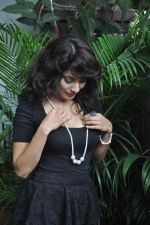 Manisha Kelkar at song recording in Mahada on 19th July 2014 (24)_53cc06cd8a87e.JPG