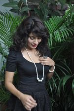 Manisha Kelkar at song recording in Mahada on 19th July 2014 (27)_53cc06d2f2772.JPG