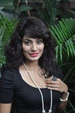 Manisha Kelkar at song recording in Mahada on 19th July 2014 (29)_53cc06d5b940c.JPG