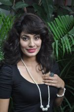 Manisha Kelkar at song recording in Mahada on 19th July 2014 (31)_53cc06d88f522.JPG