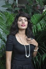 Manisha Kelkar at song recording in Mahada on 19th July 2014 (33)_53cc06dd54679.JPG