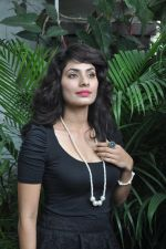 Manisha Kelkar at song recording in Mahada on 19th July 2014 (34)_53cc06df07c80.JPG