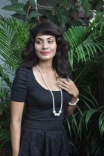 Manisha Kelkar at song recording in Mahada on 19th July 2014 (36)_53cc06e3d7771.JPG