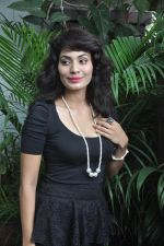 Manisha Kelkar at song recording in Mahada on 19th July 2014 (38)_53cc06e86e7a4.JPG