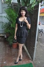 Manisha Kelkar at song recording in Mahada on 19th July 2014 (40)_53cc06ed178a3.JPG