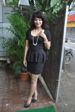 Manisha Kelkar at song recording in Mahada on 19th July 2014 (41)_53cc06f160924.JPG