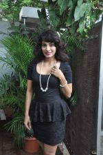 Manisha Kelkar at song recording in Mahada on 19th July 2014 (46)_53cc07045f594.JPG