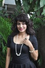 Manisha Kelkar at song recording in Mahada on 19th July 2014 (47)_53cc0706e394b.JPG