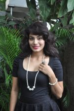 Manisha Kelkar at song recording in Mahada on 19th July 2014 (48)_53cc07099c642.JPG