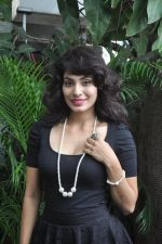 Manisha Kelkar at song recording in Mahada on 19th July 2014 (49)_53cc070d11c60.JPG