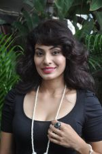 Manisha Kelkar at song recording in Mahada on 19th July 2014 (52)_53cc071308837.JPG