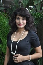 Manisha Kelkar at song recording in Mahada on 19th July 2014 (54)_53cc071706427.JPG