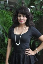 Manisha Kelkar at song recording in Mahada on 19th July 2014 (58)_53cc071bcac3c.JPG