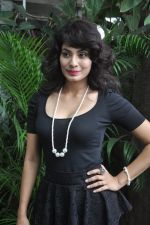 Manisha Kelkar at song recording in Mahada on 19th July 2014 (59)_53cc071cd43a5.JPG