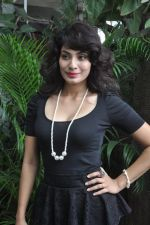 Manisha Kelkar at song recording in Mahada on 19th July 2014 (61)_53cc072002971.JPG