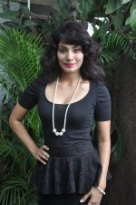 Manisha Kelkar at song recording in Mahada on 19th July 2014 (62)_53cc072125c60.JPG
