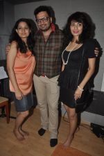 Manisha Kelkar at song recording in Mahada on 19th July 2014 (9)_53cc06b26c6b1.JPG