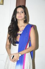 Shivani Surve at Dagdabai Chi Chawl film launch in Dadar, Mumbai on 19th July 2014 (16)_53cbec213359a.JPG