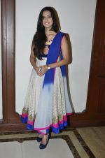 Shivani Surve at Dagdabai Chi Chawl film launch in Dadar, Mumbai on 19th July 2014 (17)_53cbec220a1e5.JPG