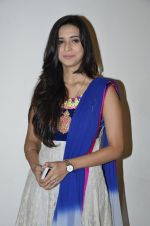 Shivani Surve at Dagdabai Chi Chawl film launch in Dadar, Mumbai on 19th July 2014 (18)_53cbec22d009c.JPG