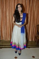 Shivani Surve at Dagdabai Chi Chawl film launch in Dadar, Mumbai on 19th July 2014 (22)_53cbec2a5f21d.JPG