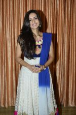 Shivani Surve at Dagdabai Chi Chawl film launch in Dadar, Mumbai on 19th July 2014 (23)_53cbec2c3361d.JPG