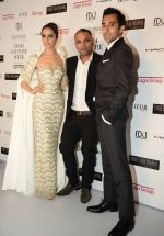 Shraddha Kapoor, Rahul Khanna at Gaurav Gupta show fOR India Couture Week in Delhi on 18th July 2014 (61)_53cbc29977e92.jpg