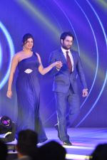 Vivian Dsena, Vahbbiz Dorabjee at Gitanjali Bollywood night in Palladium, Mumbai on 19th July 2014 (43)_53cc02dfcff82.JPG