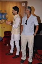 Fawad Khan, Shashanka Ghosh at Khoobsurat trailor launch in Mumbai on 21st July 2014 (184)_53cd5d830eacb.JPG