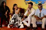 Sonam Kapoor, Fawad Khan, Rhea Kapoor, Shashanka Ghosh at Khoobsurat trailor launch in Mumbai on 21st July 2014 (79)_53cd5d89e9f52.JPG