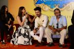 Sonam Kapoor, Fawad Khan, Rhea Kapoor, Shashanka Ghosh at Khoobsurat trailor launch in Mumbai on 21st July 2014 (82)_53cd5d8c9f184.JPG