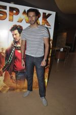 Rajneesh Duggal at the Spark trailor launch in PVR, Mumbai on 21st July 2014 (32)_53ce6ba124c07.JPG