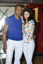 Sucheta Sharma, Harrison at the special screening of movie Pizza 3d hosted by Parvathy Omanakuttan in PVR, Mumbai on 21st July 2014 (21)_53ce674872be9.JPG