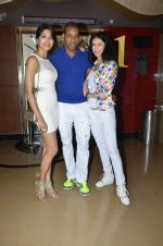 Sucheta Sharma, Harrison, Parvathy Omanakuttan at the special screening of movie Pizza 3d hosted by Parvathy Omanakuttan in PVR, Mumbai on 21st July 2014 (29)_53ce671f69932.JPG