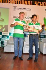Sachin Tendulkar and Eugene Kaspersky launch Kaspersky kids awareness program in Ryan International School, Mumbai on 23rd July 2014 (50)_53cfefb5b8f3d.JPG