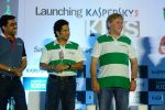 Sachin Tendulkar and Eugene Kaspersky launch Kaspersky kids awareness program in Ryan International School, Mumbai on 23rd July 2014 (53)_53cfefb74d7e9.JPG