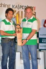 Sachin Tendulkar and Eugene Kaspersky launch Kaspersky kids awareness program in Ryan International School, Mumbai on 23rd July 2014 (73)_53cfefbf29c1f.JPG
