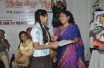 Naina Kanodia  at NDTV Save The Tigers contest in Dharavi, Mumbai on 24th July 2014 (20)_53d24d43563b8.JPG