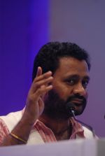 Resul Pookutty at breast cancer awareness seminar in J W Marriott, Mumbai on 24th July 2014 (13)_53d24f6379093.jpg