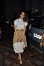 Kangana Ranaut at Bhansali_s party for Mary Kom completion in Bandra, Mumbai on 25th July 2014 (17)_53d3a04d52bd8.JPG
