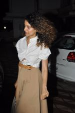 Kangana Ranaut at Bhansali_s party for Mary Kom completion in Bandra, Mumbai on 25th July 2014 (22)_53d3a0505ef27.JPG