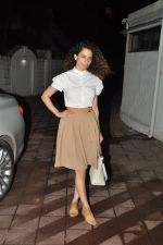 Kangana Ranaut at Bhansali_s party for Mary Kom completion in Bandra, Mumbai on 25th July 2014 (25)_53d3a0521423e.JPG