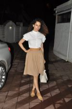 Kangana Ranaut at Bhansali_s party for Mary Kom completion in Bandra, Mumbai on 25th July 2014 (26)_53d3a0529290c.JPG