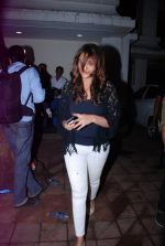 Parineeti Chopra at Bhansali_s party for Mary Kom completion in Bandra, Mumbai on 25th July 2014 (1)_53d39ffb3f0bc.JPG