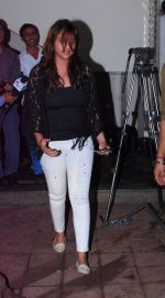 Parineeti Chopra at Bhansali_s party for Mary Kom completion in Bandra, Mumbai on 25th July 2014 (2)_53d39ffbe173e.JPG