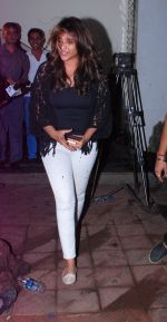 Parineeti Chopra at Bhansali_s party for Mary Kom completion in Bandra, Mumbai on 25th July 2014 (3)_53d39ffcb009a.JPG