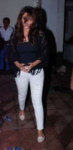 Parineeti Chopra at Bhansali_s party for Mary Kom completion in Bandra, Mumbai on 25th July 2014 (4)_53d3097c71141.JPG